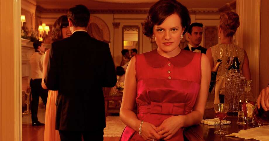 "Peggy Olson (Elisabeth Moss) in Season 6 of ""Mad Men.\"" Photo: Frank Ockenfels, AMC / ONLINE_YES"