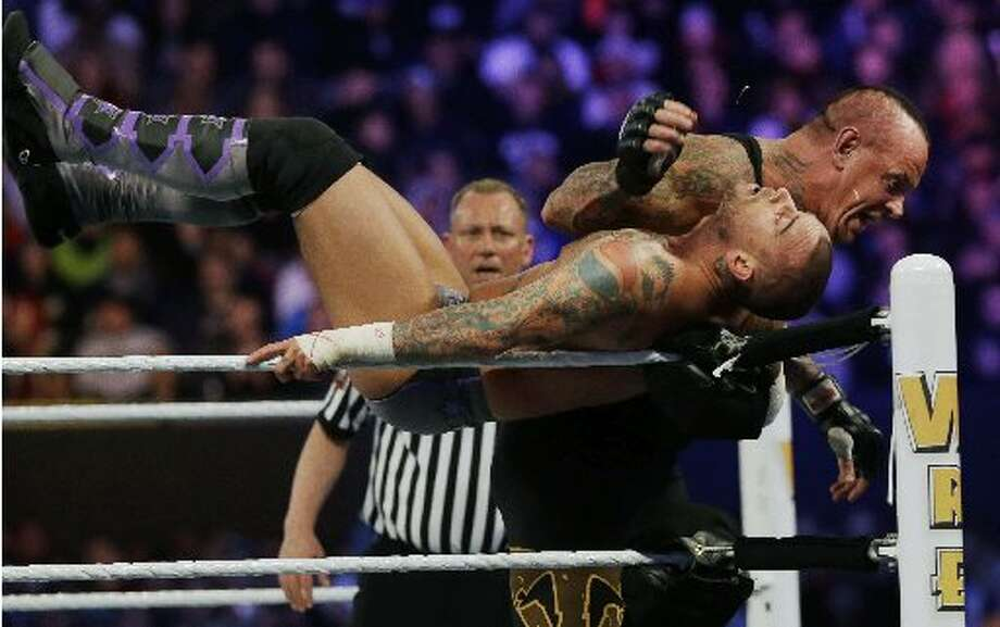 The Undertaker defeated CM Punk to remain undefeated at Wrestlemania at 21-0.