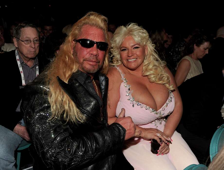 Duane Lee \'Dog\' Chapman and Beth Chapman attend the 48th Annual Academy of Country Music Awards at the MGM Grand Garden Arena on April 7, 2013 in Las Vegas, Nevada. Photo: Kevin Winter/ACMA2013, Getty Images For ACM / Kevin Winter/ACMA2013