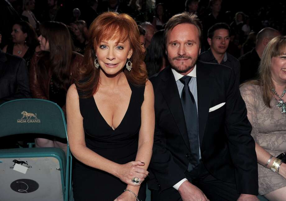 Singer Reba McEntire and Narvel Blackstock attend the 48th Annual Academy of Country Music Awards at the MGM Grand Garden Arena on April 7, 2013 in Las Vegas, Nevada. Photo: Kevin Winter/ACMA2013, Getty Images For ACM / Kevin Winter/ACMA2013