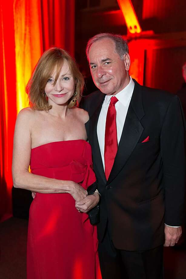 Janice and Jonathan Zakin at the annual Red Cross Gala on April 6, 2013. Photo: Drew Altizer Photography