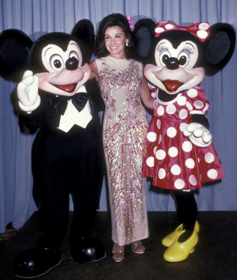 Actor Annette Funicello attends 33rd Annual Primetime Emmy Awards on September 13, 1981 at the Pasadena Civic Auditorium in Pasadena, California. Photo: Ron Galella, File / 1981 Ron Galella