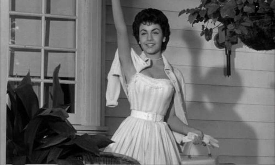 Annette Funicello in her first film role in \'The Shaggy Dog\' Photo: Braden
