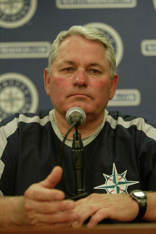 Mike Hargrove's Mariners accumulated 192 wins and 210 loses before he resigned in the middle of the 2007 season. Photo: Grant M. Haller / Seattle Post-Intelligencer