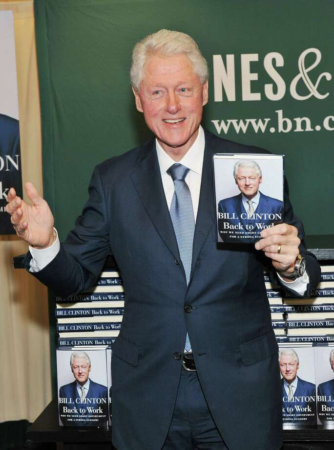 Former U.S. President Bill Clinton began a vegan diet after his heart surgeries, and he wanted to shape up and lose weight before daughter Chelsea's 2010 wedding. Photo: Slaven Vlasic, Getty Images / 2011 Getty Images
