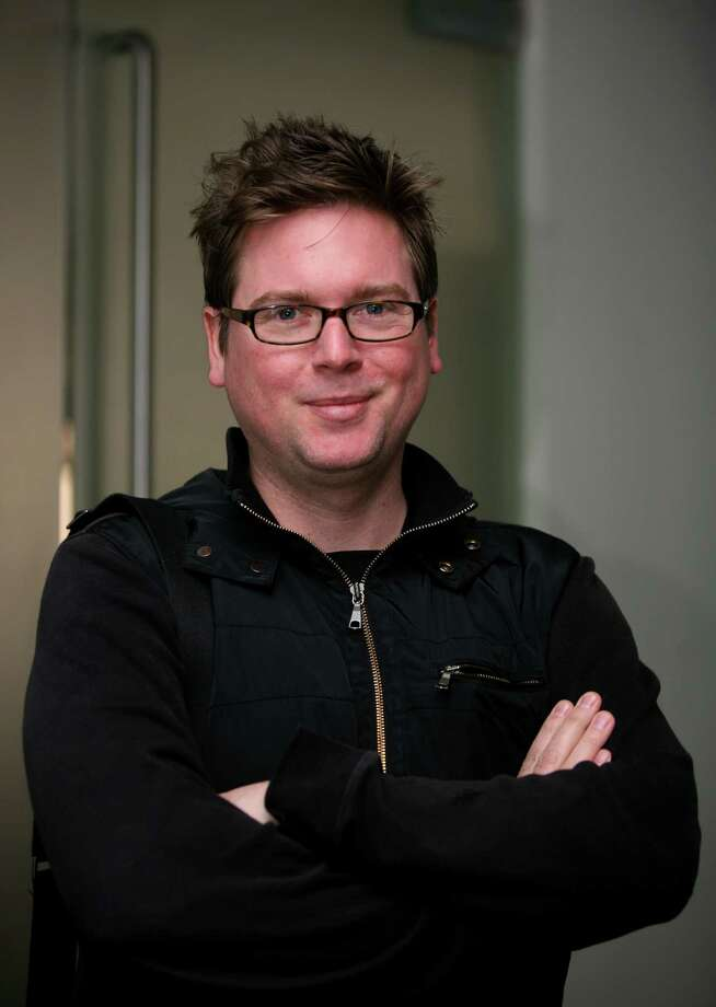 Biz Stone, co-founder of Twitter, became a vegan after a visit to Farm Sanctuary, which houses animals rescued from factory farms. Photo: KIMIHIRO HOSHINO, AFP/Getty Images / 2011 AFP