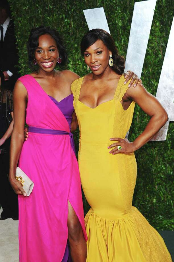 After being diagnosed with the autoimmune disease Sjogren's Syndrome, professional tennis player Venus Williams switched to a raw, vegan diet.  Her sister Serena Williams switched as well, for moral support. Photo: Alberto E. Rodriguez, Getty Images / 2012 Getty Images