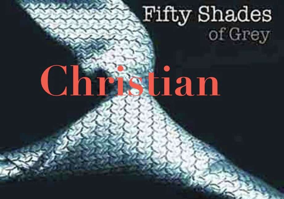 Christian has been a popular name for boys for two decades now, yet interest in it has tripled in the first quarter of 2013 over the same period last year. What happened? 'Fifty Shades of Grey' and hero Christian Grey added their notoriety to the already-romantic image conveyed by actors Christian Bale and Christian Slater along with designers Christian Dior, Lacroix, and Laboutin.