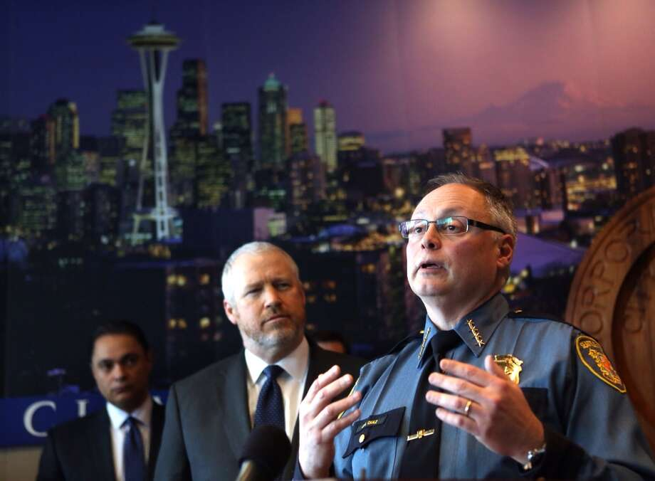 Seattle Police Chief John Diaz is the latest in a long line of local 