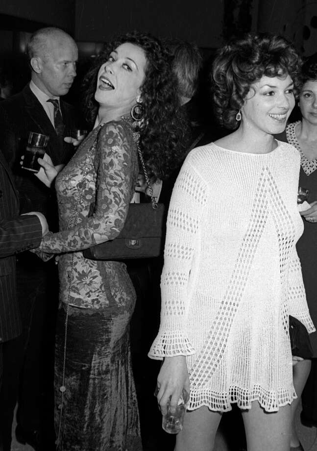 Ultra Violet attends the opening of the Guggenheim Museum on February 16, 1967 in New York City. Photo: Ron Galella, WireImage / 1967 Ron Galella