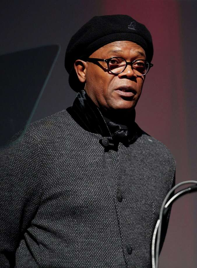 Samuel L. Jackson appears as Nick Fury, an agent of S.H.I.E.L.D.  Photo: Earl Gibson III, WireImage / 2012 Earl Gibson III