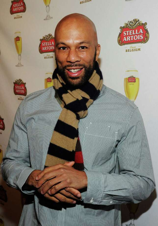 Actor/rapper Common was a vegan, but he now eats dairy and fish. Photo: Frazer Harrison, 2012 Getty Images / 2012 Getty Images