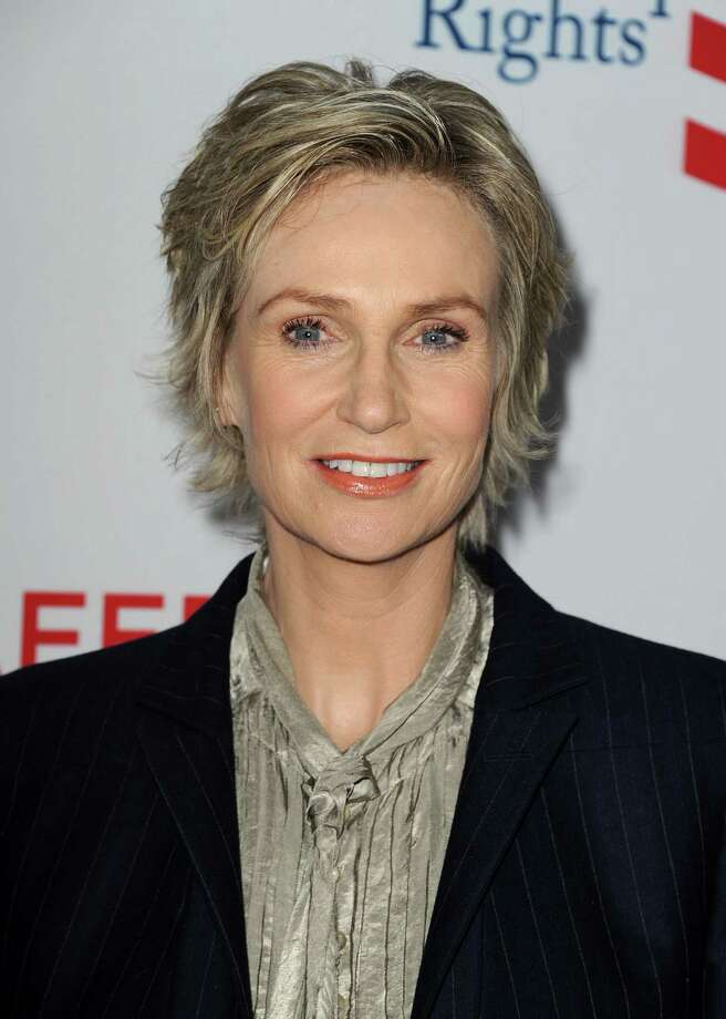 """""""Glee"""" actress  Jane Lynch is vegan. Photo: Kevin Winter, Getty Images / 2012 Getty Images"""