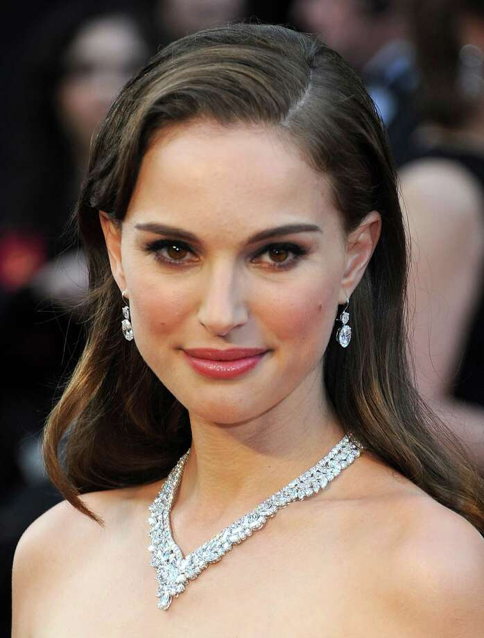 Actress Natalie Portman has been a vegetarian since she was 8, and was vegan until she was pregnant and started craving eggs and dairy. She also has a line of vegan shoes. Photo: Michael Buckner, Getty Images / 2012 Getty Images