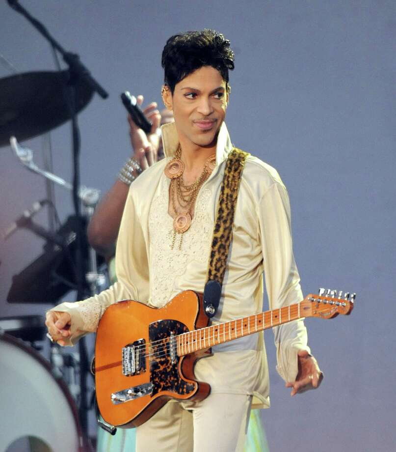Prince was a vegan for years, but he's now a vegetarian. Photo: Stuart Wilson, Getty Images / 2011 Getty Images