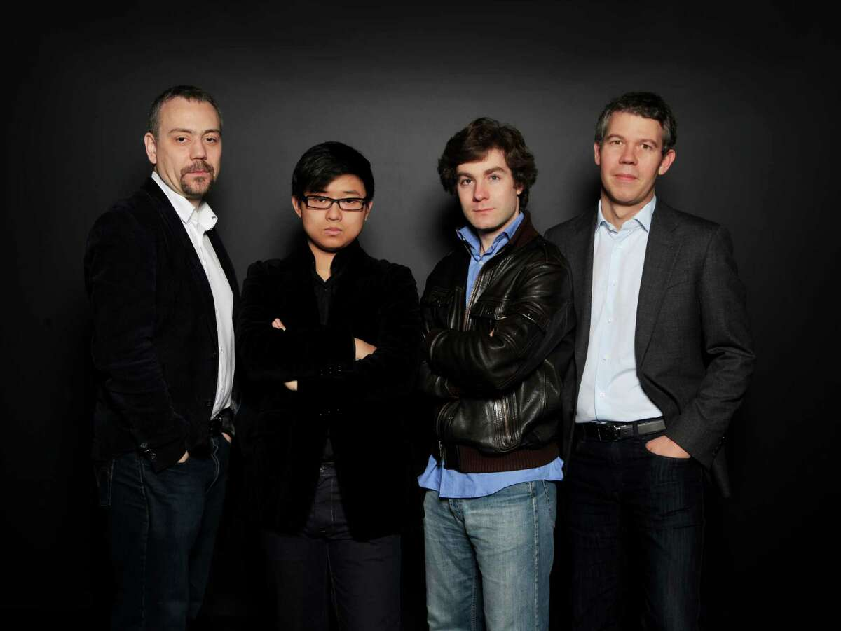 The Diotima Quartet will perform at 7:30 p.m. Tuesday at the Menil Collection.