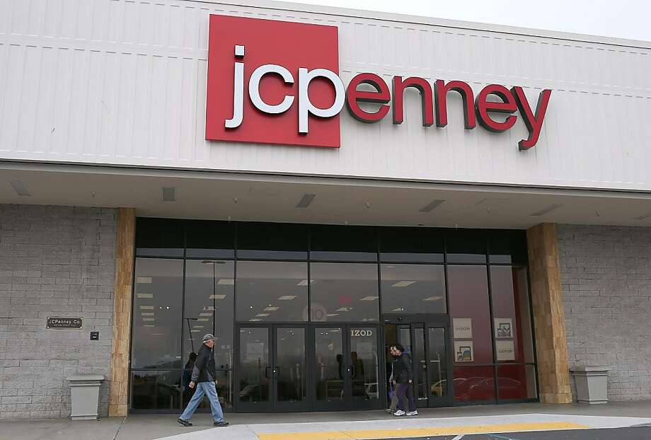 7b79b3b20c40 JCPenney brings back ex-CEO after bad year - SFGate