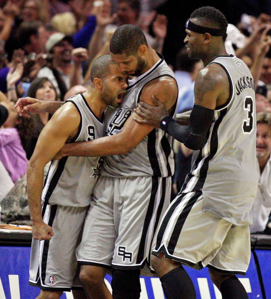 Stephen Jackson slams Tony Parker for being selfish in 2012