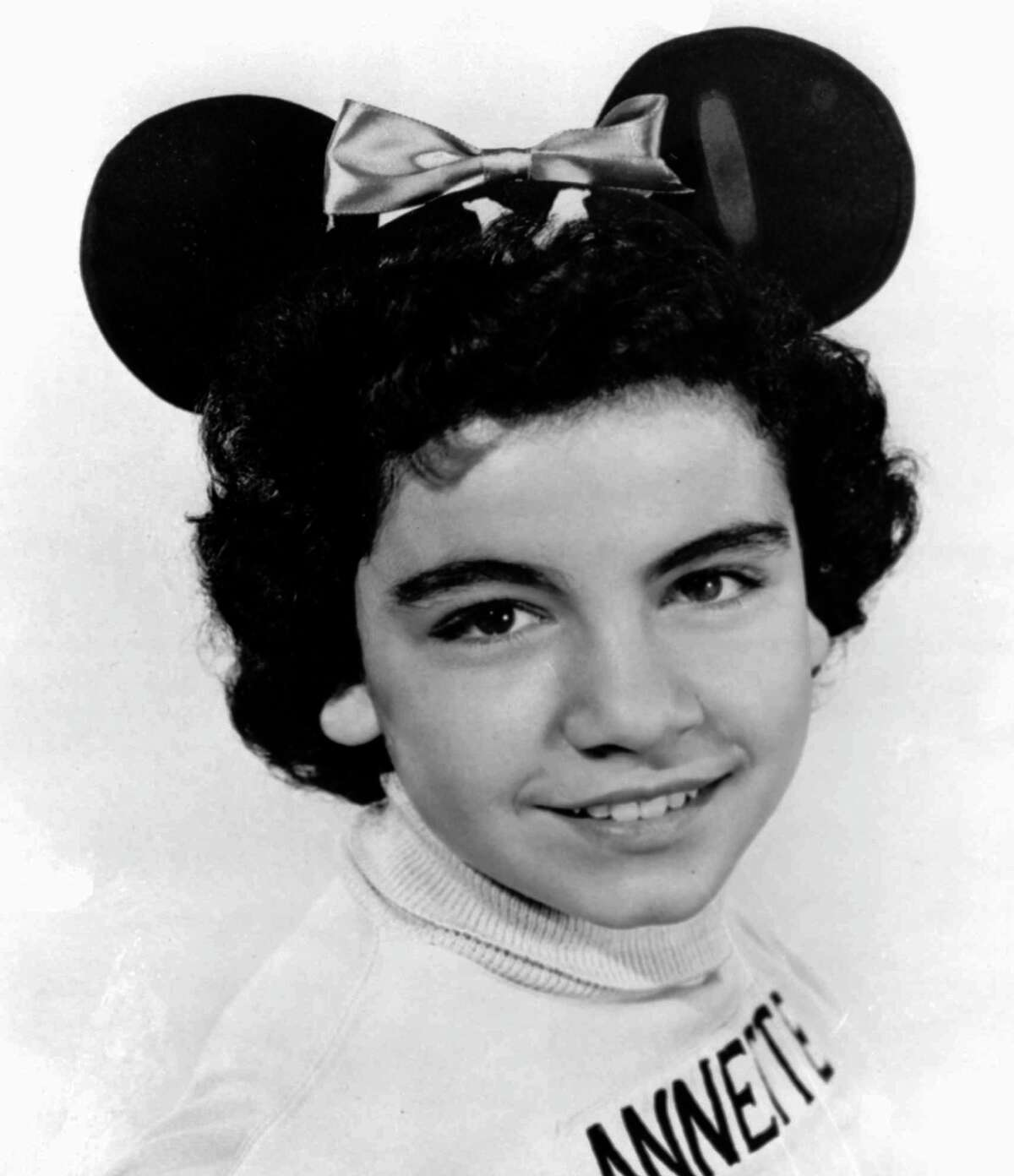 In 1955, Annette Funicello donned Mickey Mouse ears as the last of the original Mousketeers.