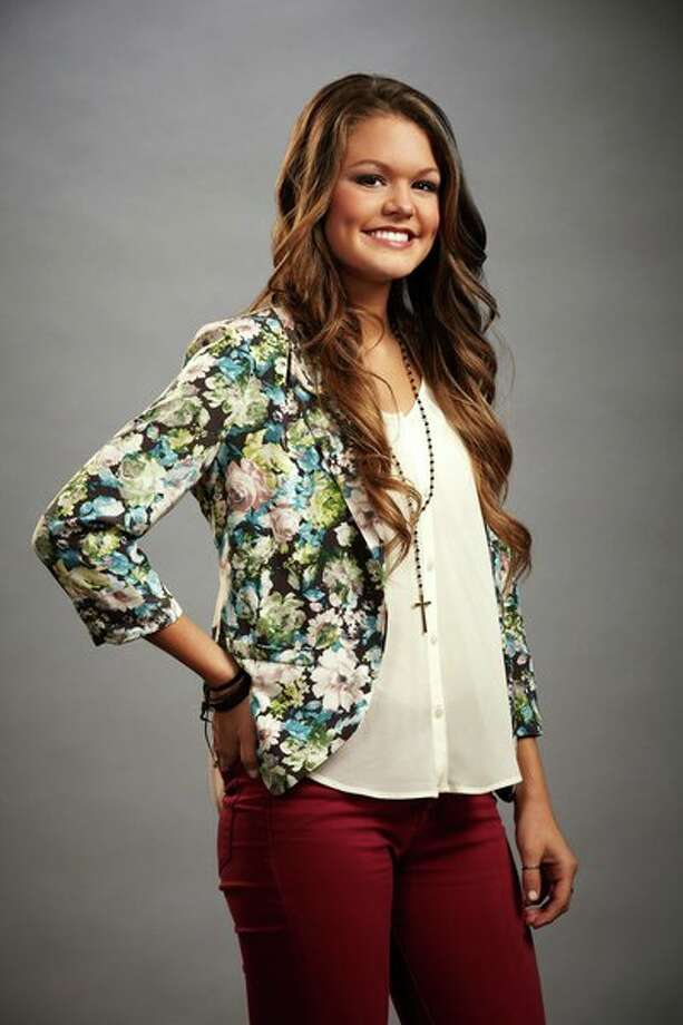 THE VOICE -- Season: 4 -- Pictured: Caroline Glaser -- Photo: NBC, Paul Drinkwater/NBC / 2012 NBCUniversal Media, LLC