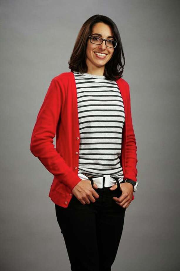 THE VOICE -- Season: 4 -- Pictured: Michelle Chamuel -- Photo: NBC, Paul Drinkwater/NBC / 2012 NBCUniversal Media, LLC