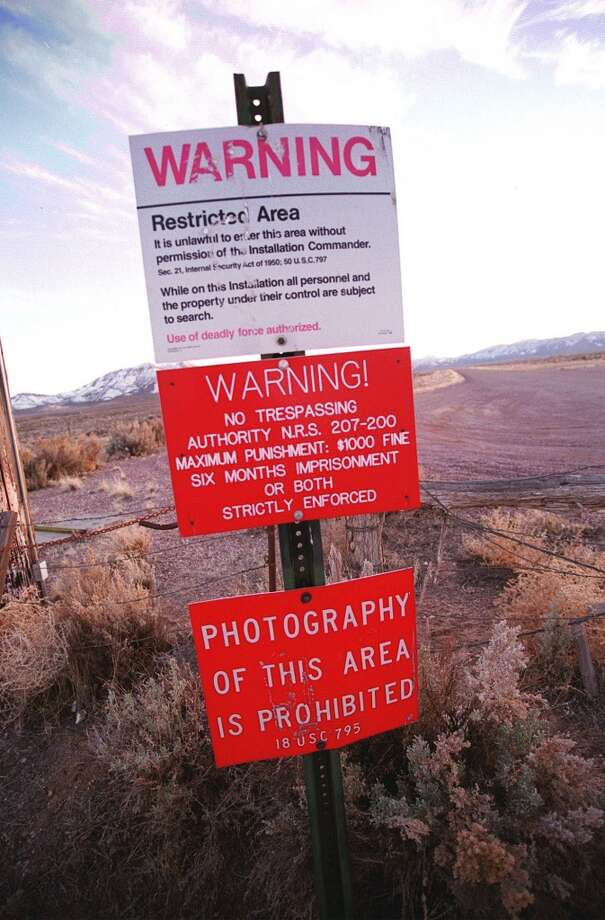 Novelty Hill - ''No trespassing'' Photo: Getty Images