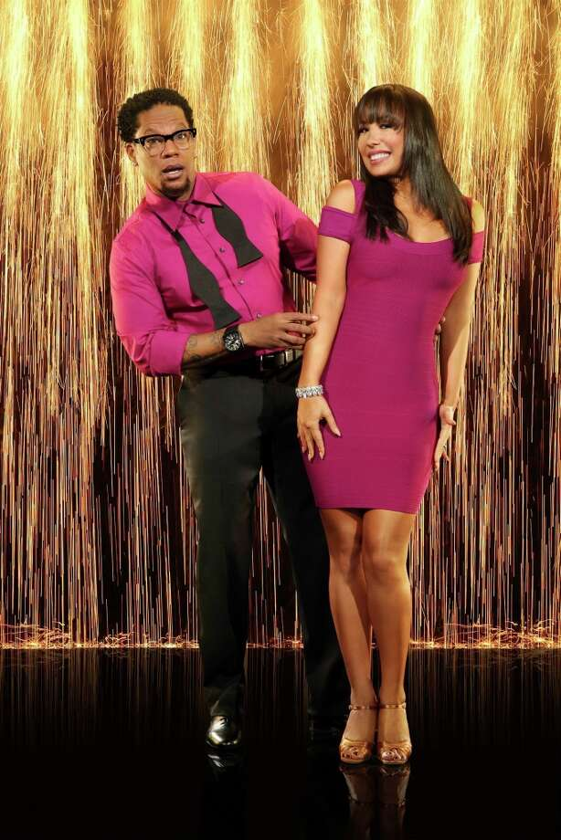 One of the most popular and highly recognized standup comedians on the road today, D.L Hughley partners with Cheryl Burke. ELIMINATED APRIL 16.