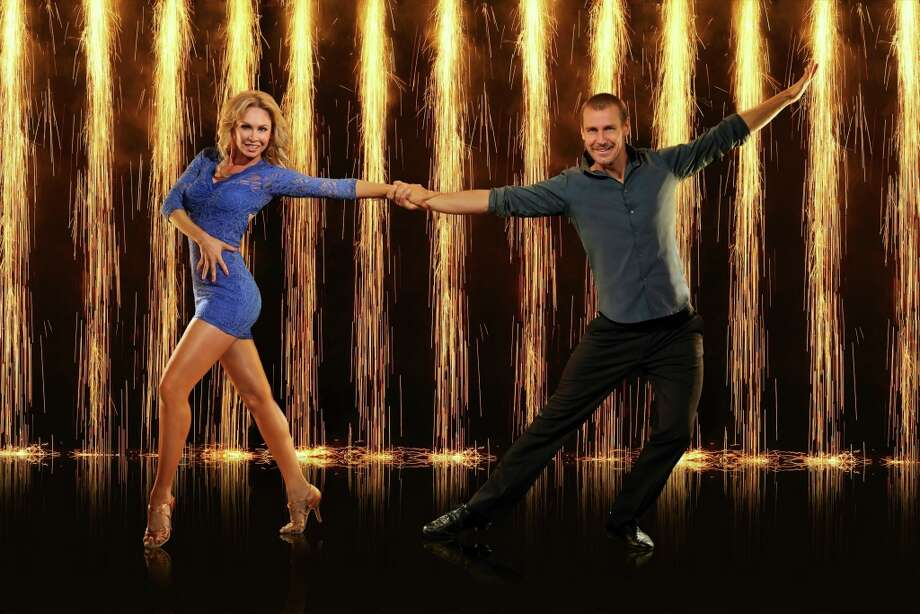 Soap Opera star Ingo Rademacher partners with Kym Johnson. ELIMINATED MAY 14.