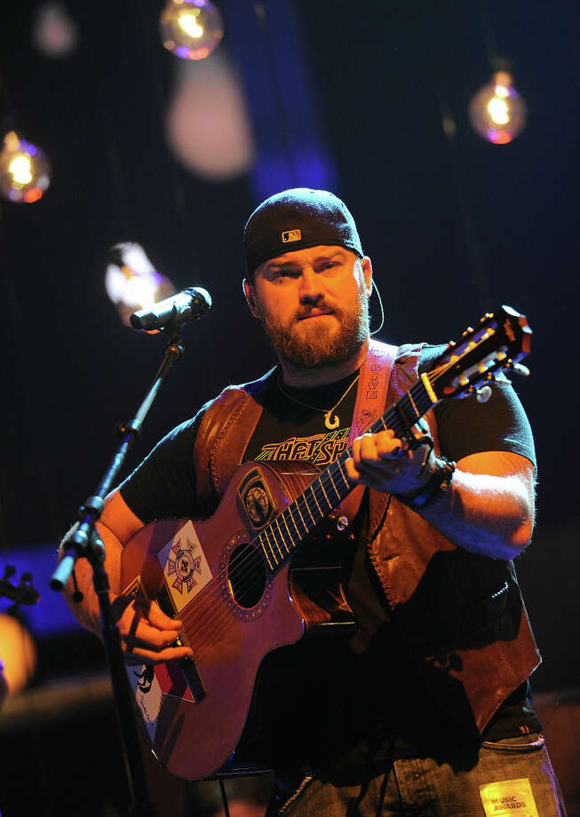 NASHVILLE, TN - JUNE 08:  ***EXCLUSIVE COVERAGE*** Singer/Songwriter Zac Brown of Zac Brown Band performs at 2010 CMT Awards - Rehearsals at Bridgestone Arena on June 8, 2010 in Nashville, Tennessee. Photo: Rick Diamond, Getty Images For CMT / 2010 Getty Images