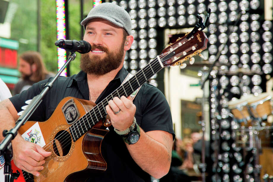 "Zac Brown of the Zac Brown Band performs on NBC\'s ""Today\"" show on Friday, July 13, 2012 in New York. Photo: Charles Sykes, CHARLES SYKES/INVISION/AP / 2012 Invision"
