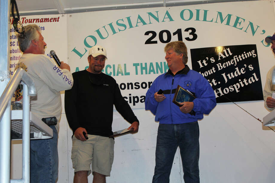 Ricky Madole and Dustin Boyt stayed on top of the pack both days of the tournament to win 1st place with 40.82 lbs