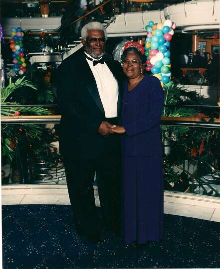 Now: William & Etta Tricksey's 50th anniversary. Etta; retired educator from Nortthside Indep