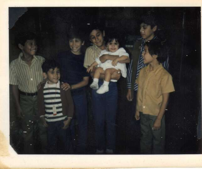 Then: 1970 - Our grandparents George and Sulema Pena, loved each of us very much.  We fondly