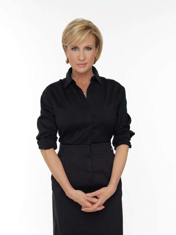 "Mika Brzezinski, Co-Host, ""Morning Joe"" and MSNBC Anchor -- MSNBC Photo: Virginia Sherwood Photo: Virginia Sherwood / © NBC Universal, Inc -- FOR EDITORIAL USE ONLY -- DO NOT ARCHIVE -- NOT FOR RESALE"