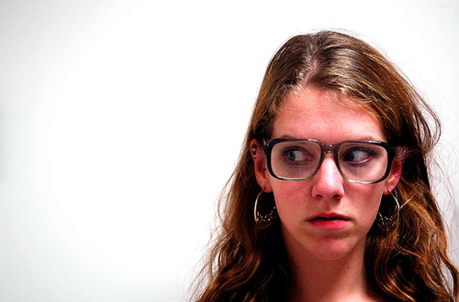 Wear glasses: According to research by the College of Optometrists, glasses make people appear more intelligent and professional. Those traits can give you a leg up in an interview.Source: College of OptometristsPhoto: Evil Erin, Flickr Photo: Media Sources