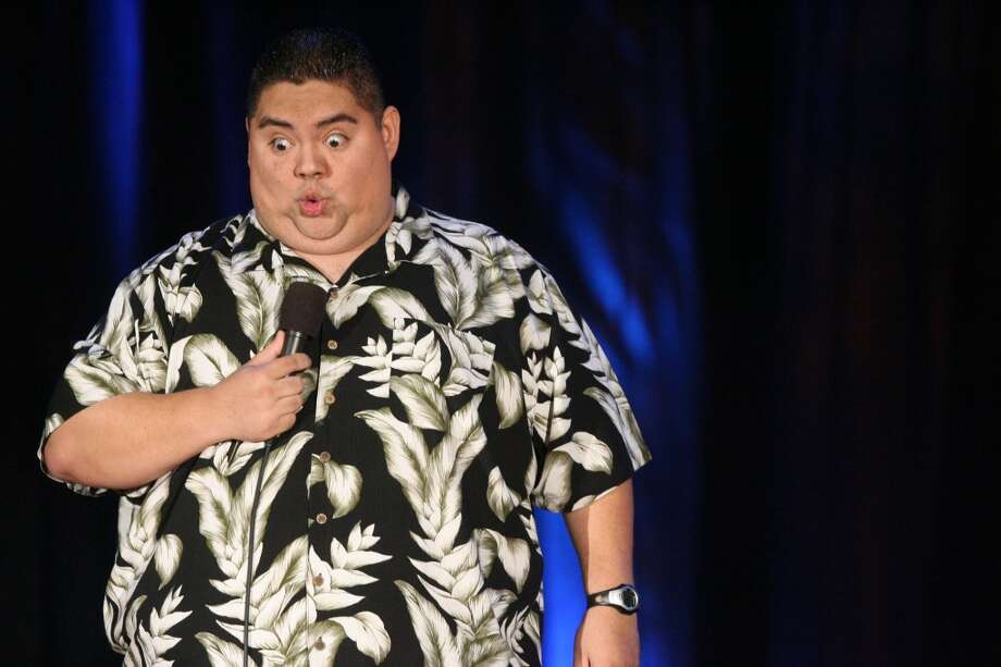 "Gabriel Iglesias during HBO & AEG Live's ""The Comedy Festival"" - Pablo Francisco and Gabriel Iglesias at Caesers Palace in Las Vegas, Nevada, United States. (Photo by Jason Merritt/FilmMagic)"