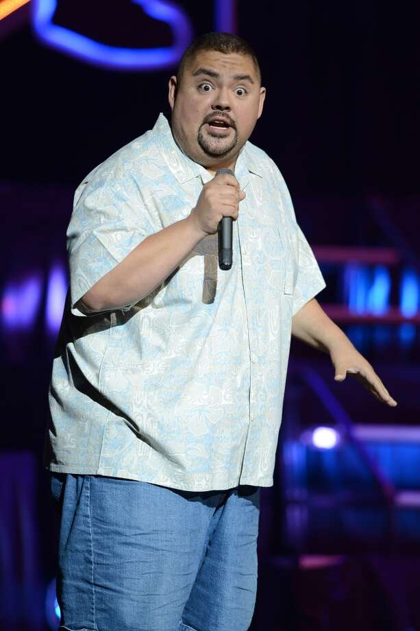 HOLLYWOOD, FL - MARCH 22: Gabriel Iglesias performs at Hard Rock Live! in the Seminole Hard Rock Hotel & Casino on March 22, 2013 in Hollywood, Florida. (Photo by Larry Marano/Getty Images)