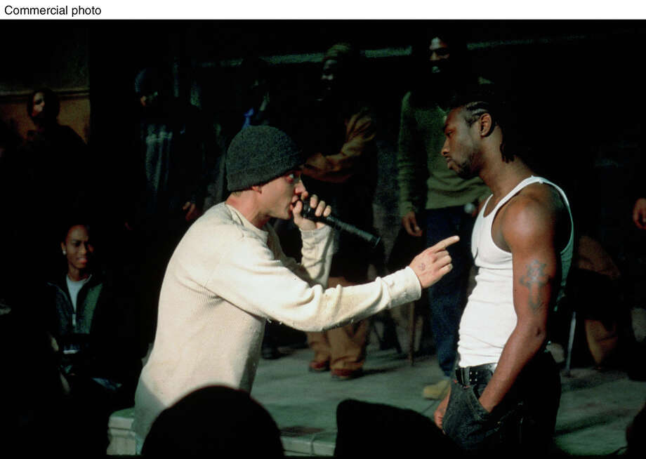 """Lose Yourself"" by Eminem - ""8 Mile"" 