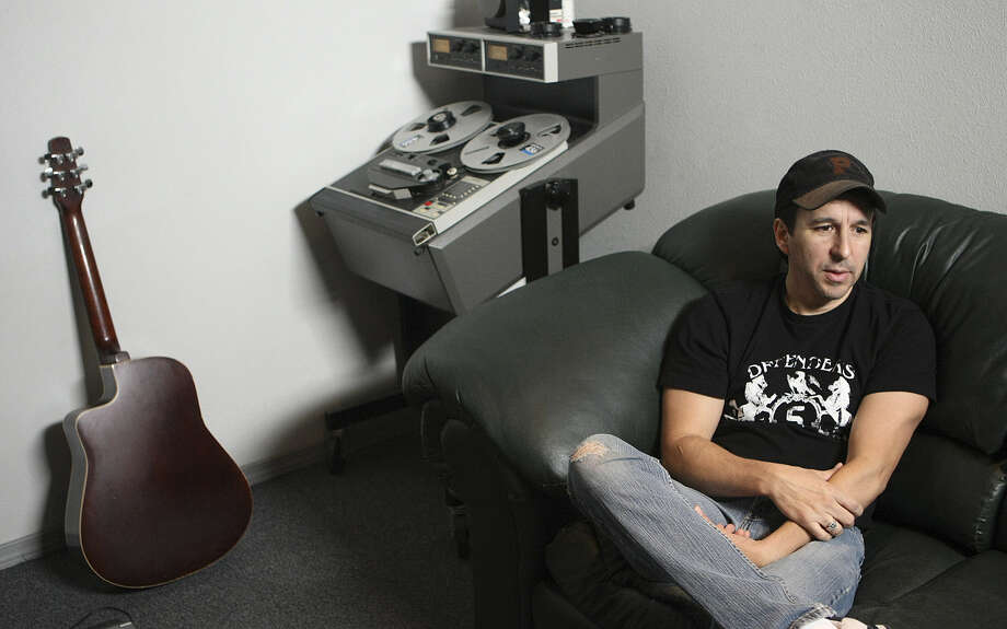 It's been a long time since Michael Morales fronted the rock band The Max, but he will be performing at An Evening in '09, on April 20 at Alamo Heights Swimming Pool. Photo: Express-News File Photo