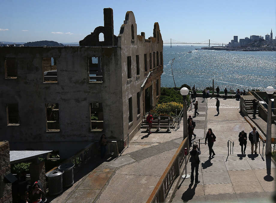 Alcatraz Island Photo: Justin Sullivan, Getty Images / 2013 Getty Images