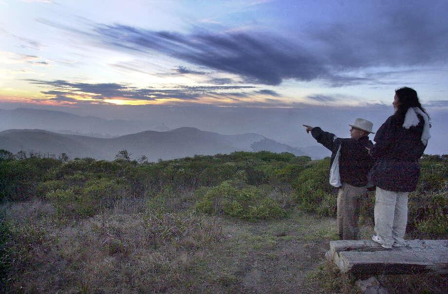Sweeny Ridge Photo: Darryl Bush, The Chronicle / The Chronicle