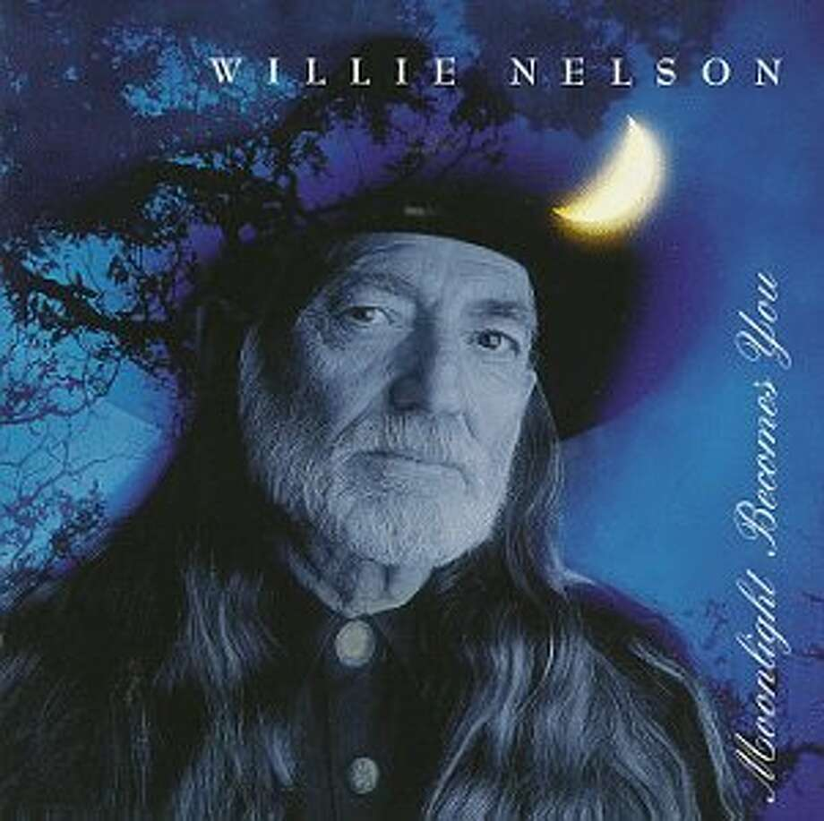 "February 1994: Nelson releases ""Moonlight Becomes You,"" another collection of old pop standards, for Houston's Justice Records."
