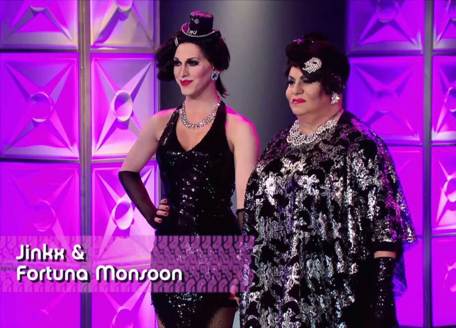 Jinkx and Fortuna Monsoon.