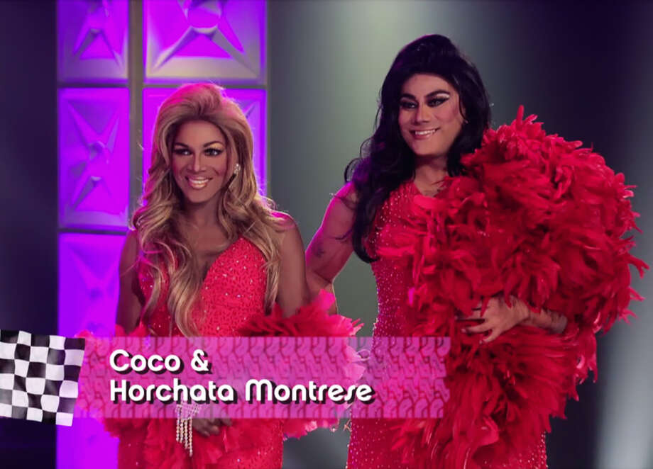 Coco and Horchata Montrese.