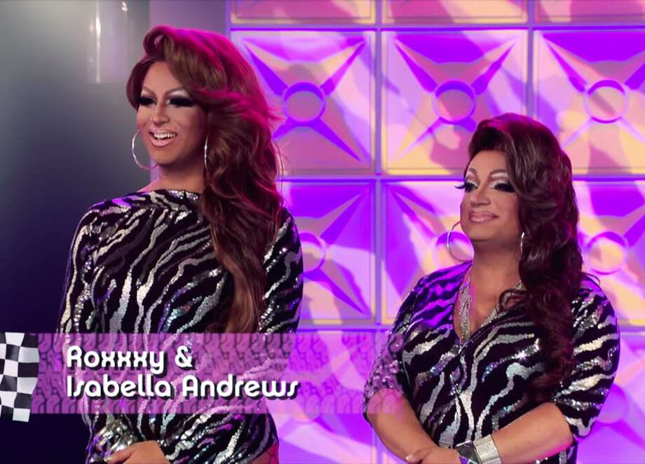 Roxxxy and Isabella Andrews.