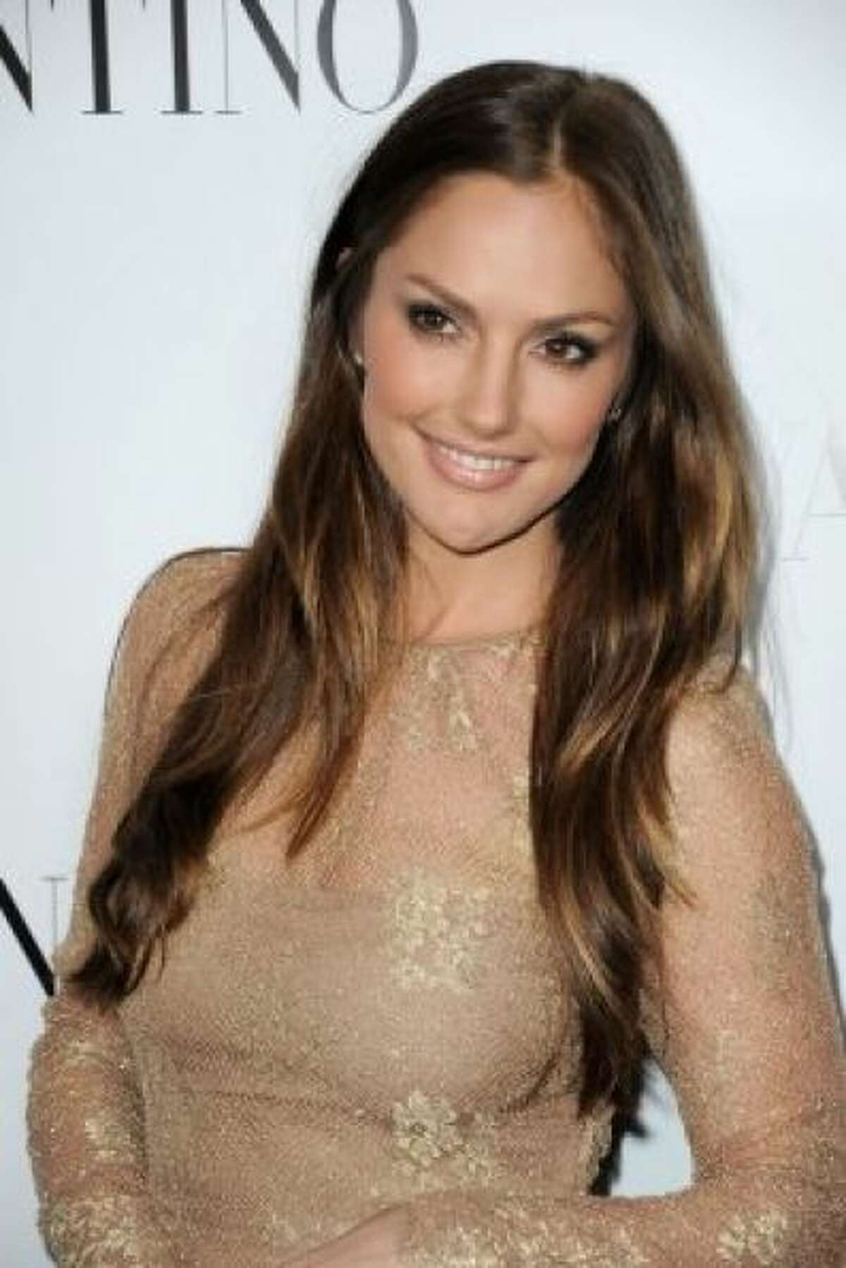 Minka Kelly of