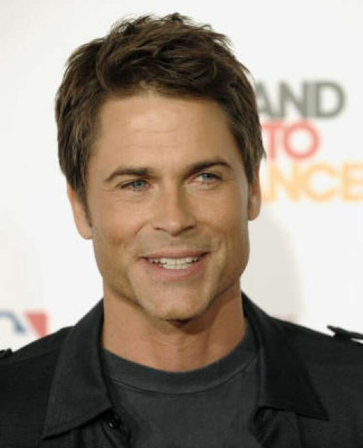 Rob Lowe's taped transgressions almost landed him in jail when it was revealed that one of the two women that appears in the film was underage. Photo: Photo By Chris Pizzello/AP