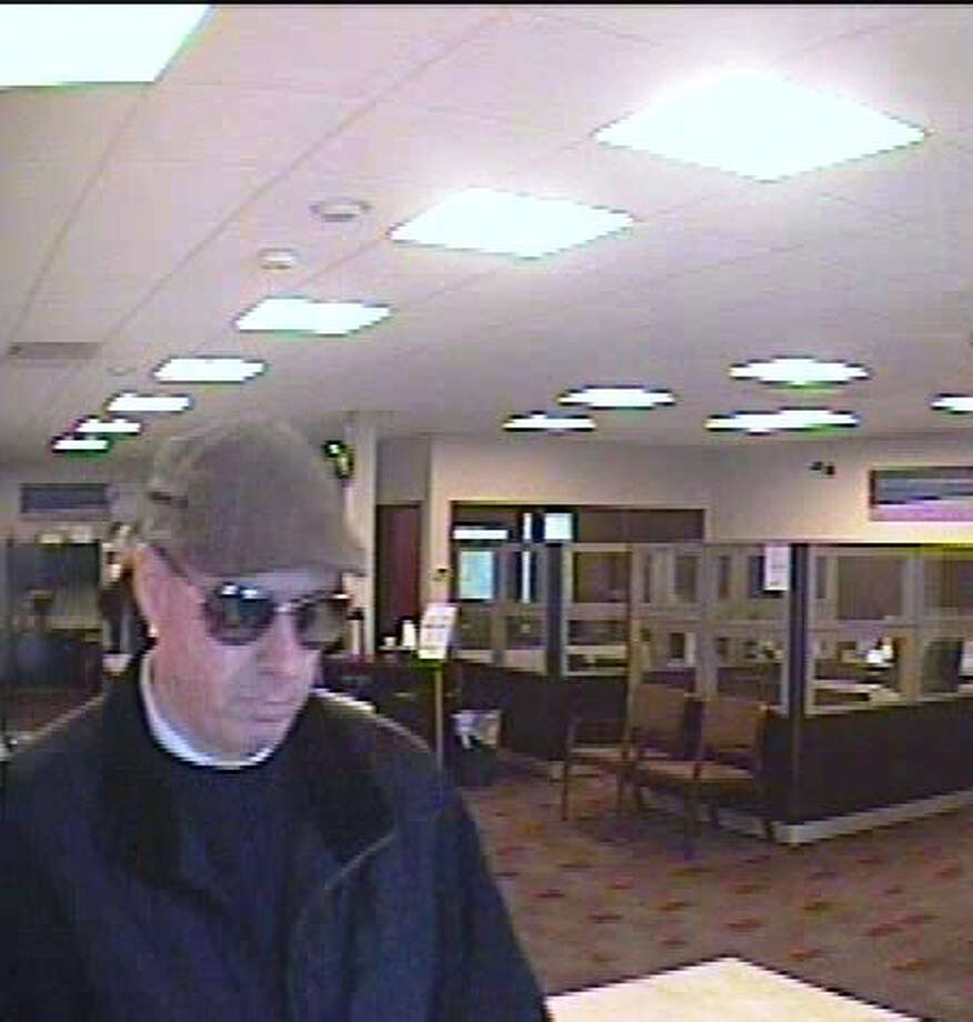 Anyone with informatinon that leads to the conviction of this suspected bank robber could receive a reward of up to $1,000, FBI agents said.