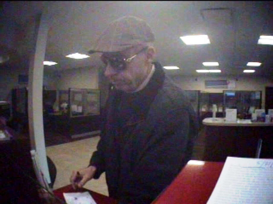 The FBI is looking for this man who they said robbed the KeyBank at 9735 Holman Road Northwest on Saturday, April 6, 2013. The robbery happened about 12:45 p.m.