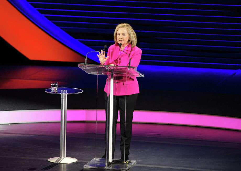 Of course, Hillary Clinton is running for president, says Maureen Dowd. But has she learned the necessary lessons from  her last campaign? Photo: Associated Press